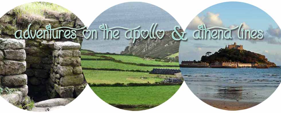 Adventures on the Apollo and Athena Lines - Guided Tour Penwith Cornwall