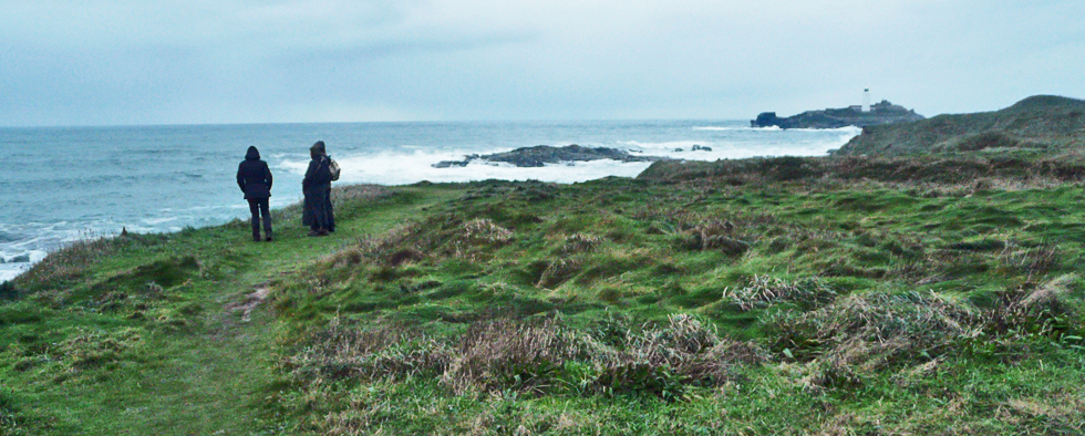 Mindful Walking - individual coaching Penwith Cornwall UK